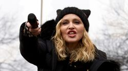 Madonna Lets The F-Bombs Fly On Live TV In Anti-Trump Speech At Women's