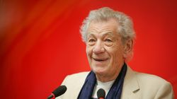Ian McKellen's Women's March Sign Said More Than Words Ever