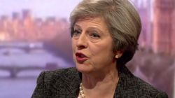 Theresa May Dodges Four Questions About Whether She Knew Trident Missile