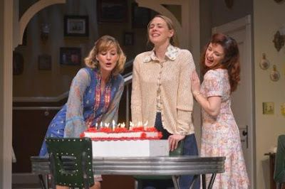Sarah Moser, Therese Plaehn, and Lizzie O'Hara in ascenefrom<strong><em>Crimes of the Heart</em></strong>