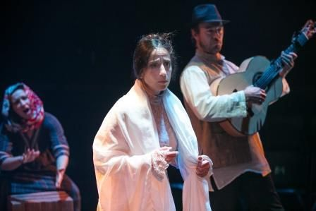 Ofra Daniel as Tirzah in a scene from<em><strong>Love Sick</strong></em>