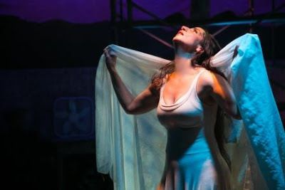 Ofra Daniel as Tirzah in a scene from <strong><em>Love Sick</em></strong>