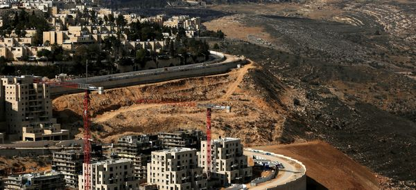 Israel Lifts Restrictions On Settlement Building In East Jerusalem