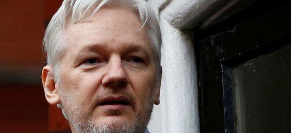 WikiLeaks Issues Call For Trump's Secret Tax Returns