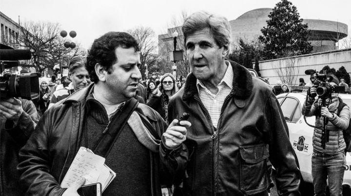"""Oh hai John Kerry."""