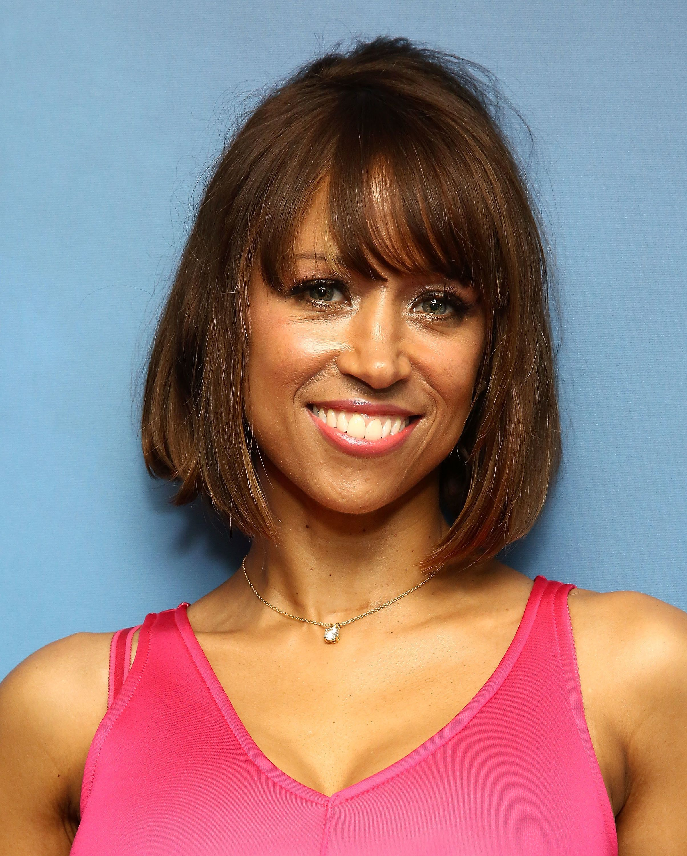 NEW YORK, NY - JUNE 06:  (EXCLUSIVE COVERAGE)  Actress and TV personality Stacey Dash visits the SiriusXM Studios on June 6, 2016 in New York City.  (Photo by Astrid Stawiarz/Getty Images)