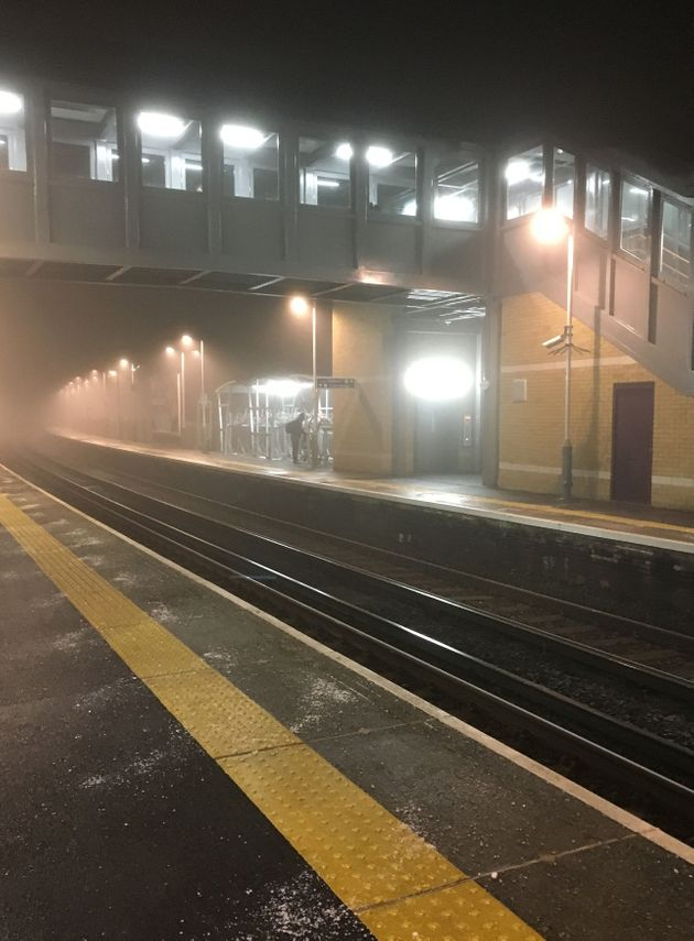 Met Office Issues Weather Warnings For Fog As Heathrow Cancellations And Delays Plague