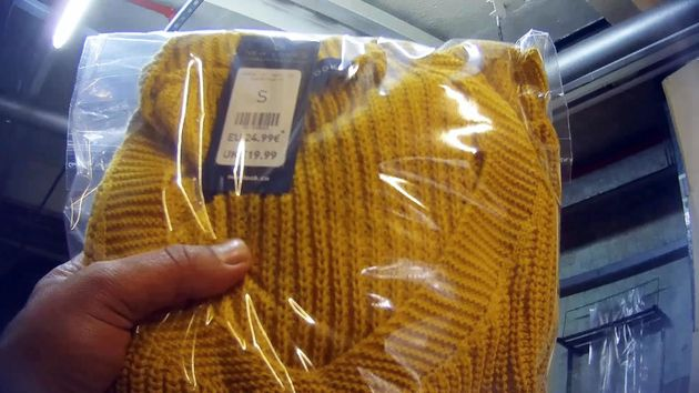 The New Look jumper, whichretails at