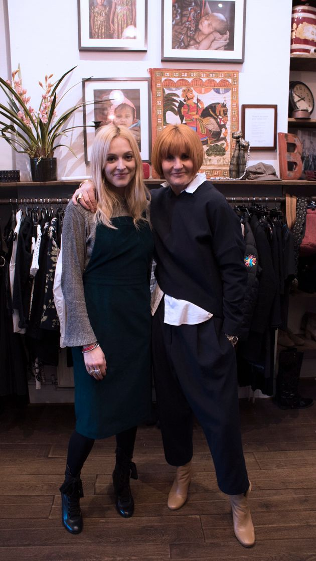 Fearne Cotton Reveals She Is Preparing To Launch A Pop-Up Shop In 'Fearne On