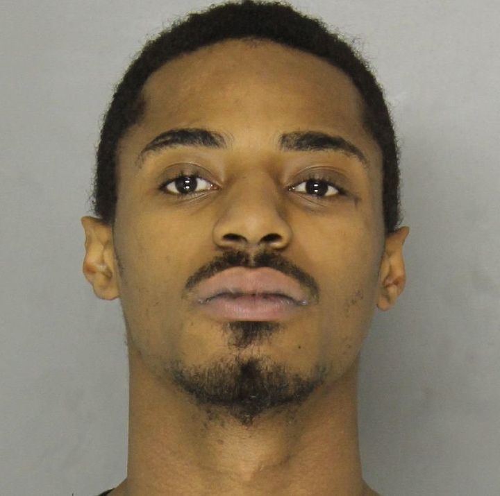 Juan Brian Jetter-Clark, 23, was arrested Sunday for criminal trespass, police said.