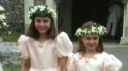 Little Pippa And Kate Middleton Were The Ultimate '90s