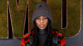 PARK CITY, UT - JANUARY 20:  Actress Jessica Williams of 'The Incredible Jessica James' attends The IMDb Studio featuring the Filmmaker Discovery Lounge, presented by Amazon Video Direct: Day One during The 2017 Sundance Film Festival on January 20, 2017 in Park City, Utah.  (Photo by Tommaso Boddi/Getty Images for IMDb)