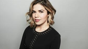 PASADENA, CA - JANUARY 18:  Actress America Ferrera of 'Superstore' poses for a portrait in the NBCUniversal Press Tour portrait studio at The Langham Huntington, Pasadena on January 18, 2017 in Pasadena, California. (Photo by: Maarten de Boer/NBC/NBCU Photo Bank via Getty Images) NUP_176963_3903.jpg