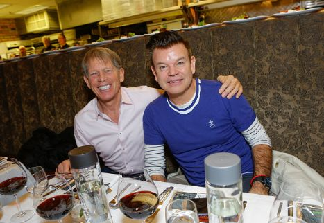 Paul Oakenfold attends the first night of ChefDance.