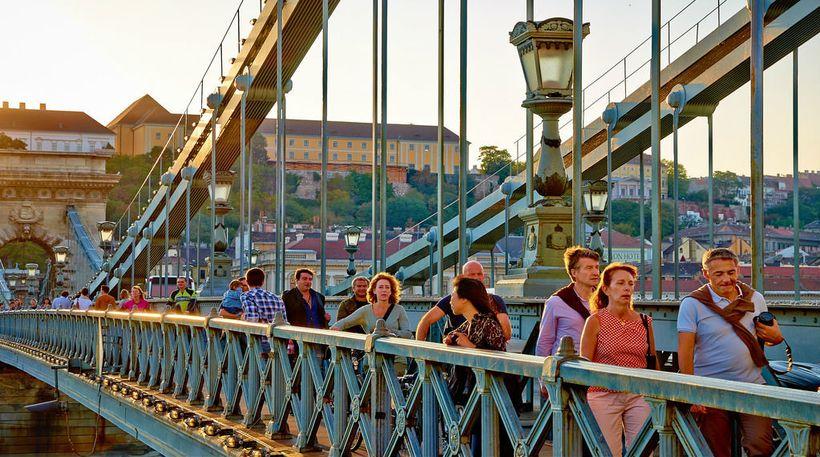 <em>Chain Bridge</em>