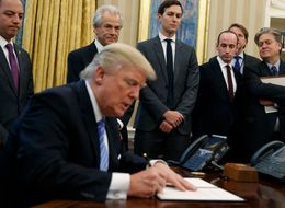 Dutch Government Schools Donald Trump On What His Anti-Abortion Order Will Mean