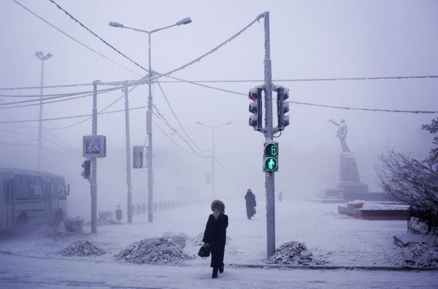 Take A Chilling Peek At Life In The Coldest Permanently Inhabited Town On