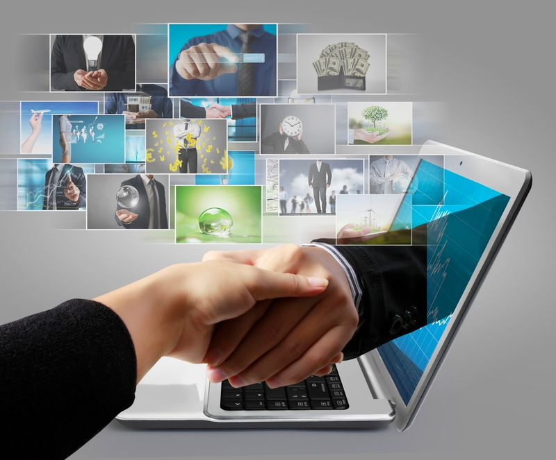 In doing business online, be reachable and responsive.