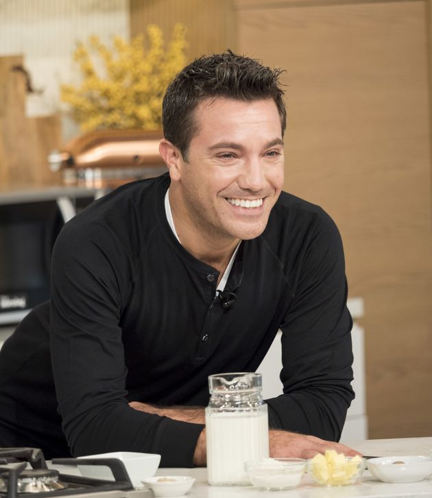 Gino is one of the longest-serving members of the 'This Morning'