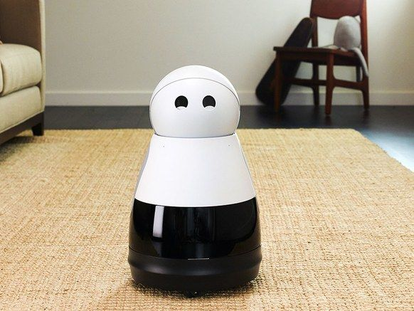 For Kuri, Mayfield Robotics gave the designers one chief objective: Make it adorable.