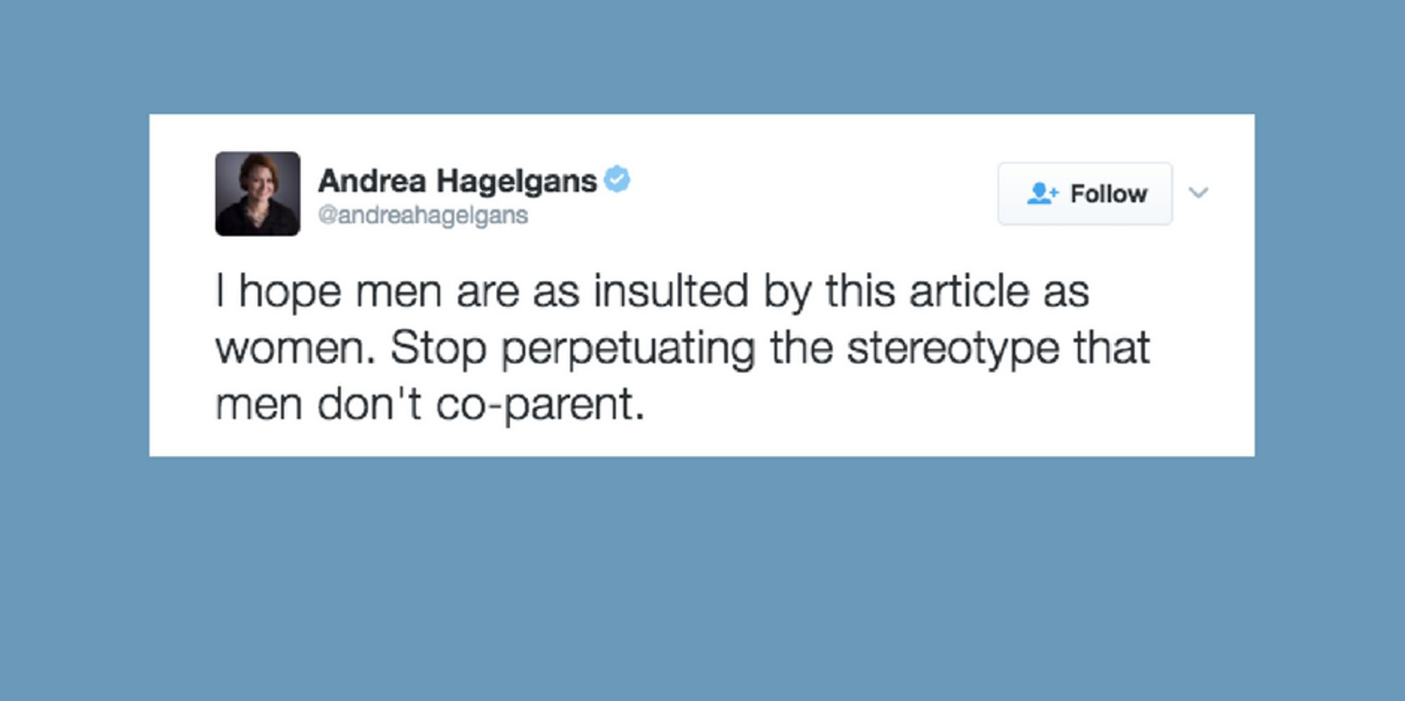 Parents Respond To Article That Celebrates Dads For One Day Of Parenting