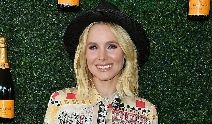 Kristen Bell explained why she isn't embarrassed when her toddlers act out in public.