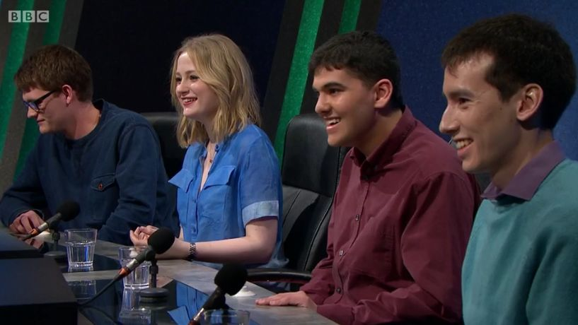 Viewers were obsessed with the team's adorable team