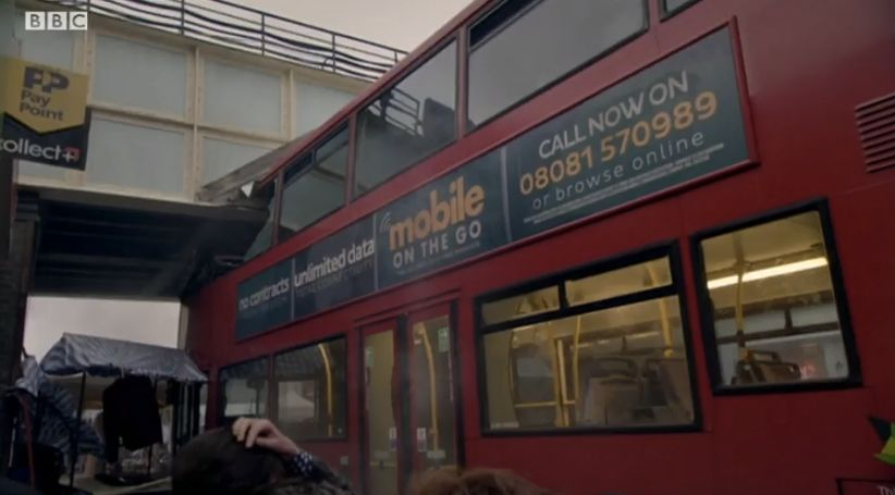 The 'EastEnders' Cast Told Us Everything They Could About The Bus Crash