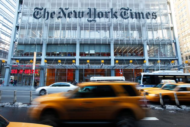 New York Times Apologizes For Much-Ridiculed Story About