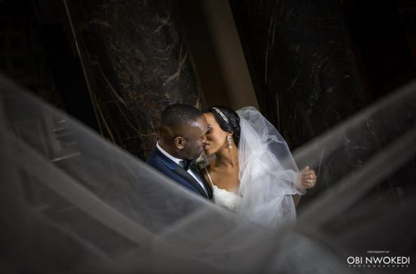 """No faces showing, but still love this one from Dani and Gerald's wedding."" -- <i>Obi Nwokedi </i>"