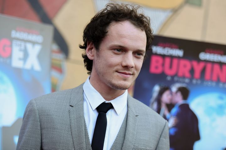 Anton Yelchin in June 2015.