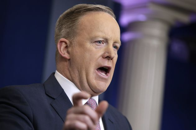 Sean Spicer said the visit reflects the historic ties between the US and
