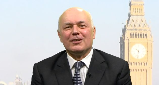 Iain Duncan Smith responded to the Supreme Court ruling on
