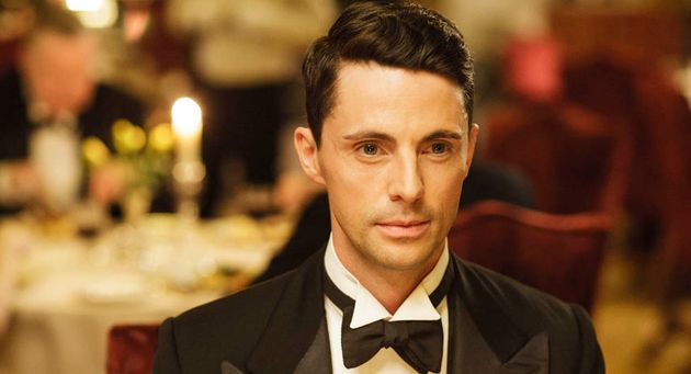 Matthew Goode played Henry Talbot in the final series of 'Downton