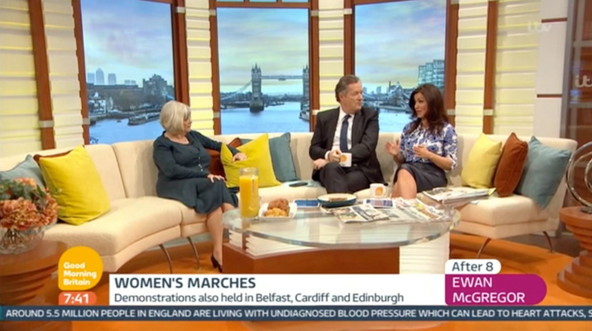 Ann Widdecombe Manages To Offend Women Everywhere AND Piers