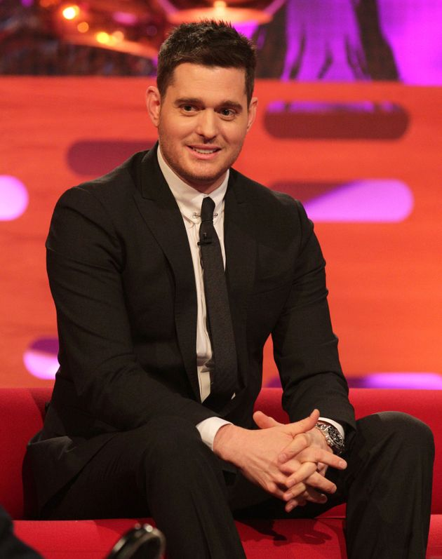 Michael Bublé was due to present the Brits this