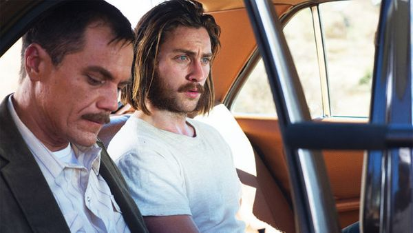 Aaron Taylor-Johnson won the Golden Globe; Michael Shannon wasn't even nominated.