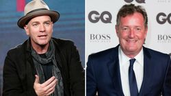 Ewan McGregor Cancels Piers Morgan Interview After Host's Women's March