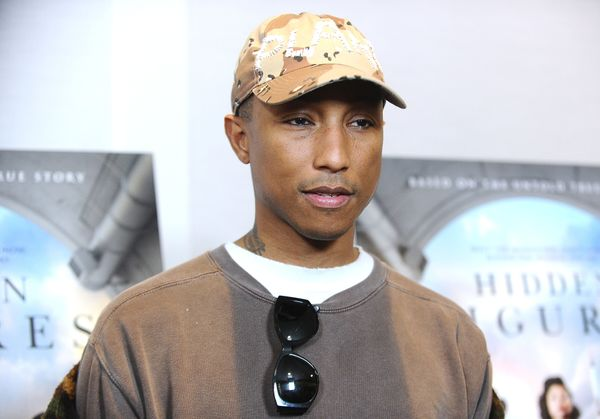 "Pharrell Williams, along with Benjamin&nbsp;Wallfisch&nbsp;and Hans Zimmer, didn't <i>score</i> a nom for their work on ""Hidd"