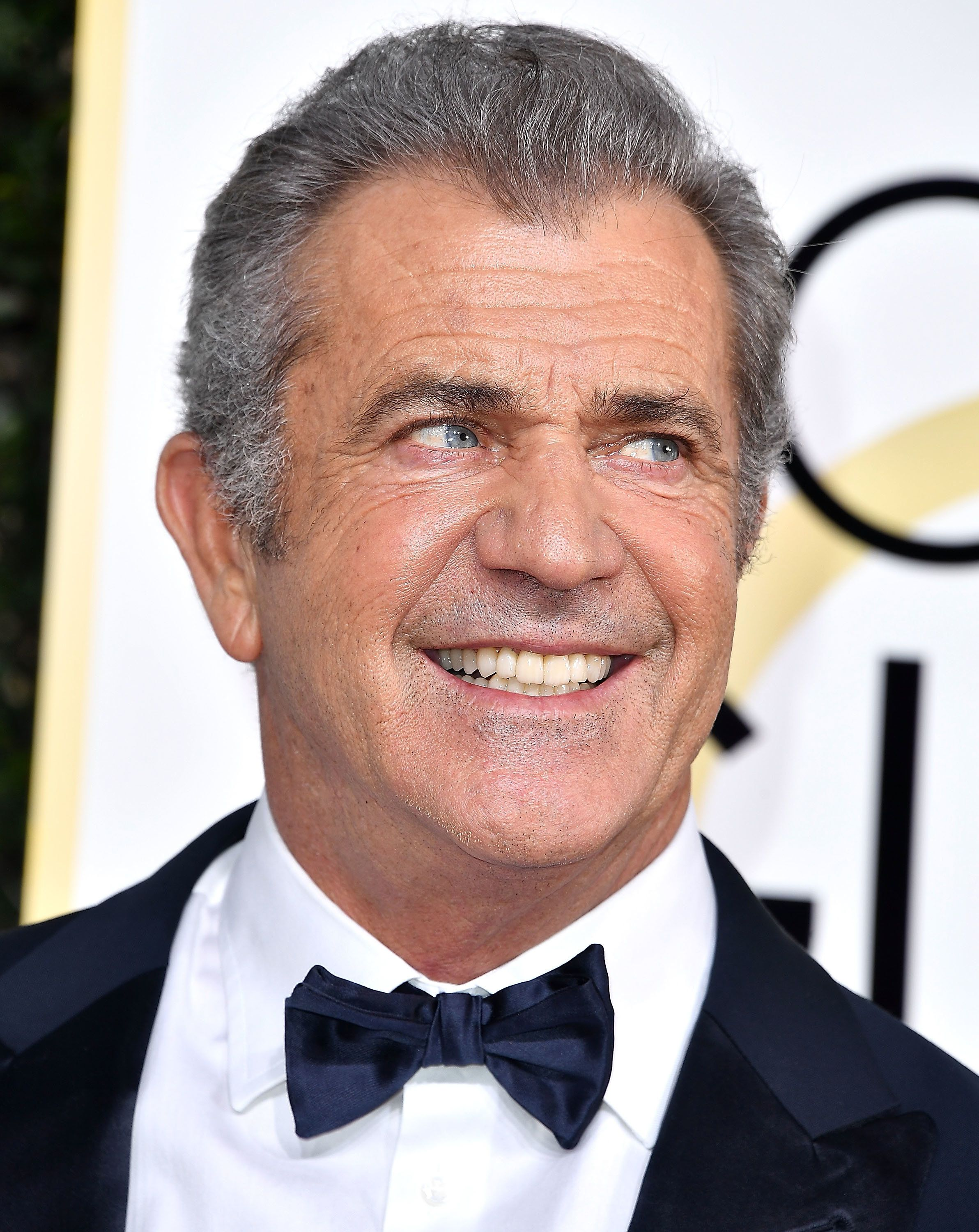 BEVERLY HILLS, CA - JANUARY 08:  Mel Gibson arrives at the 74th Annual Golden Globe Awards at The Beverly Hilton Hotel on January 8, 2017 in Beverly Hills, California.  (Photo by Steve Granitz/WireImage)