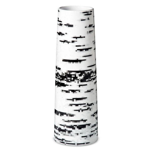 Stoneware bark vase large, $29.99