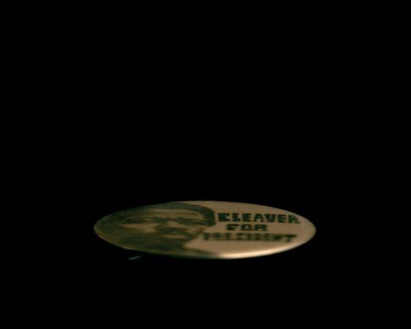 Cleaver for President, Douglas County Historical Society, Omaha, Nebraska