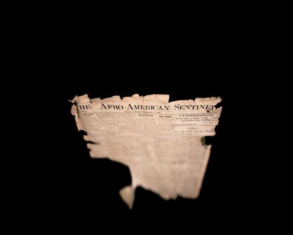Great Plains Black History Museum, Omaha, Nebraska, 2012