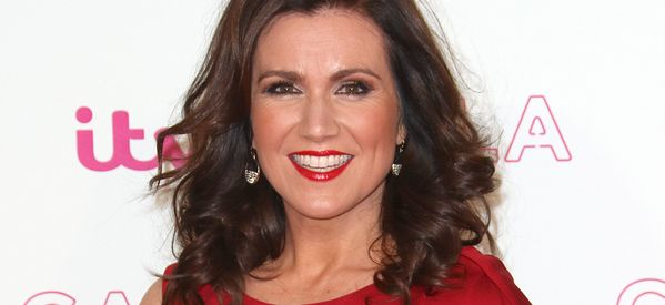 Susanna Reid Defends Herself From Critics Amid Piers Morgan Women's March Backlash