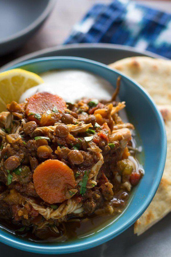"<strong>Get the <a href=""http://sweetpeasandsaffron.com/2016/02/slow-cooker-ethiopian-chicken-lentil-stew.html"" target=""_blan"
