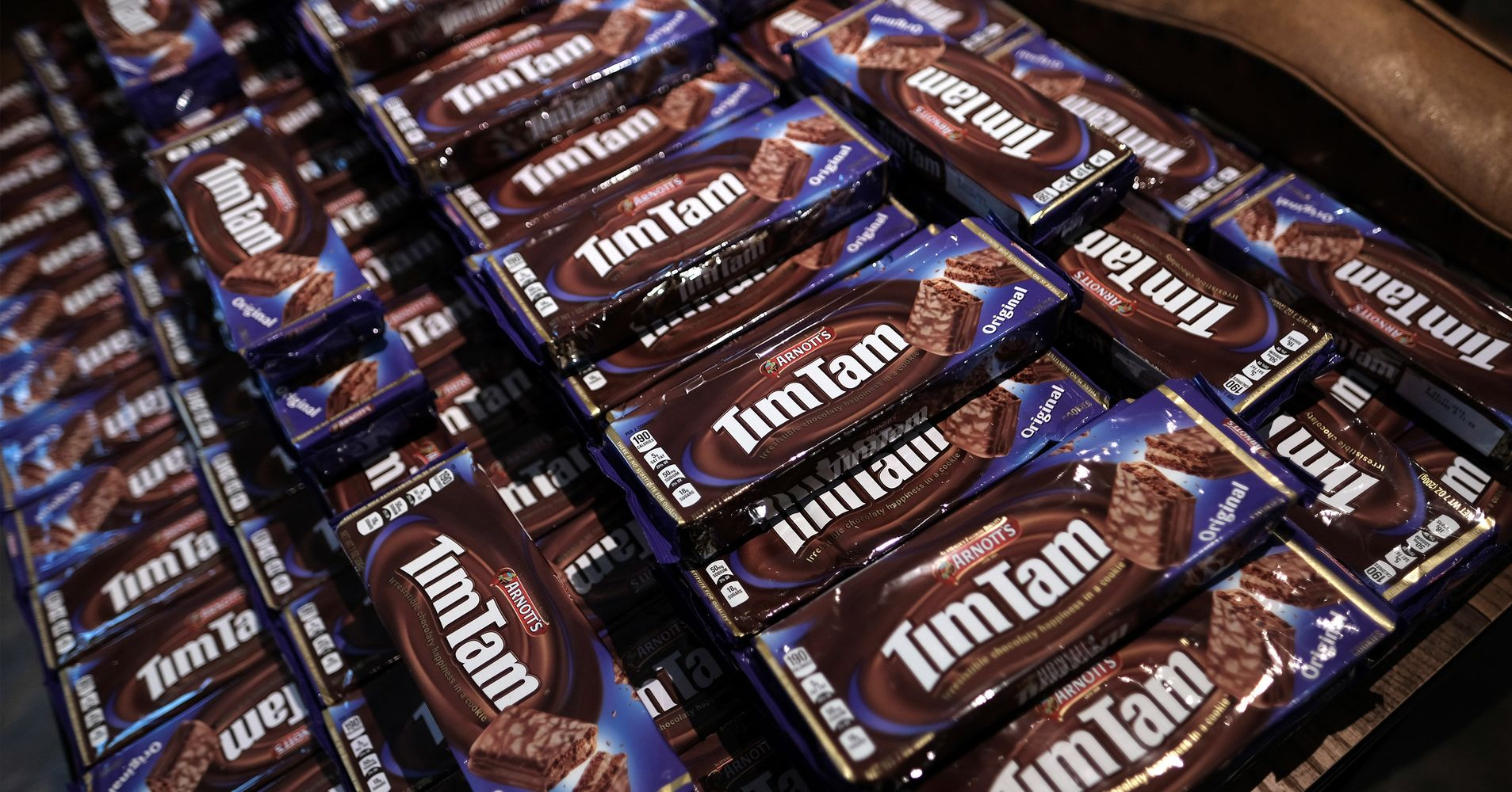 Tim Tams, Your Favorite Australian Snack, Are Finally Available In ...