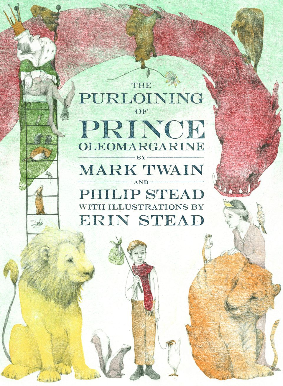 Read A Chapter Of Mark Twain's Previously Unpublished Children's