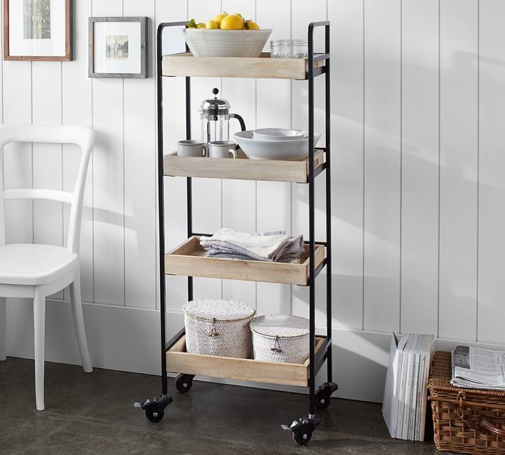 Pottery Barn\'s Small Spaces Collection Is Great News For Apartment ...