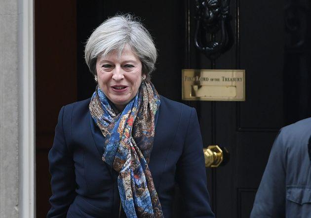 Theresa May was branded a 'pseudo dictator' by MP Chuka