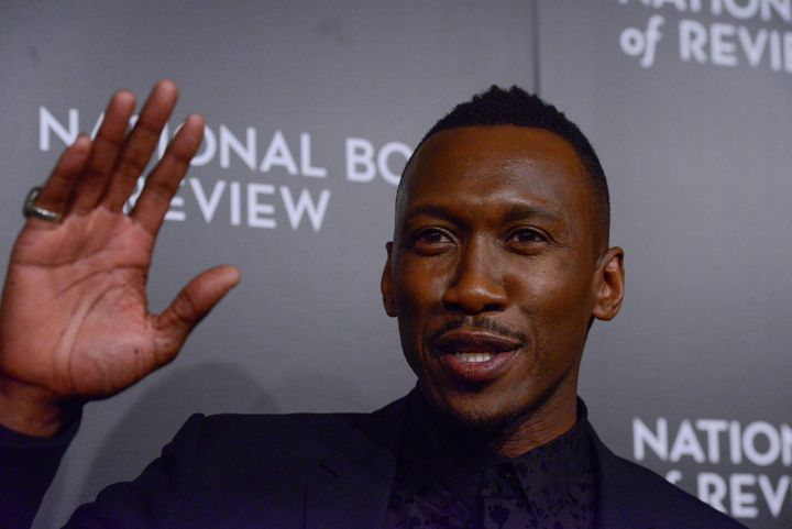 Mahershala Ali poses for a photograph on the red carpet at the National Board of Review Awards in New York City, U.S. January